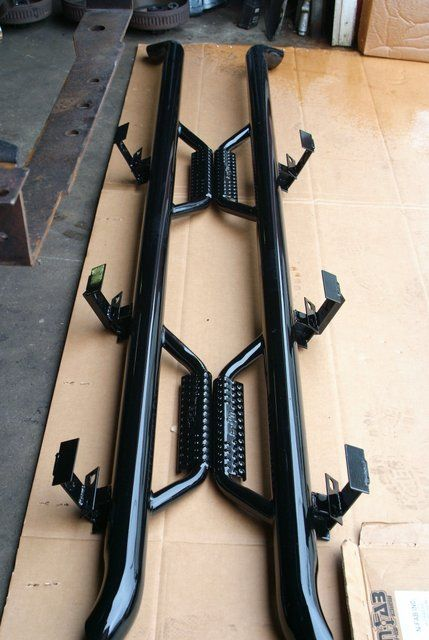 Pin By Gude On Truck Accessories Rock Sliders Truck Mods Jeep