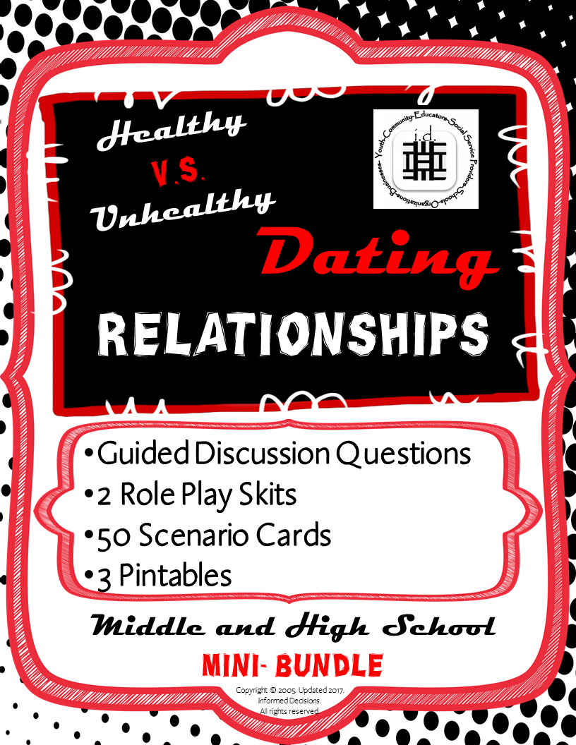How does dating in high school work