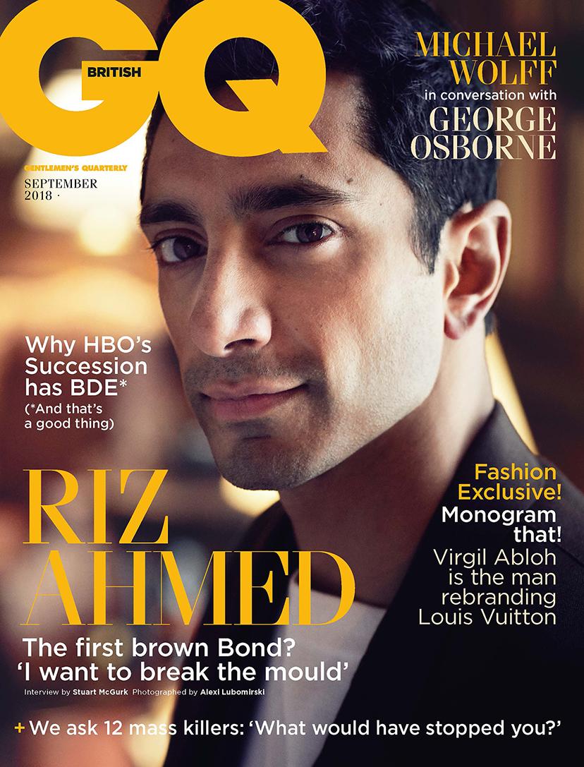 Covers Alexi Lubomirski Anne Du Boucheron Gq Gq Men Gq Magazine