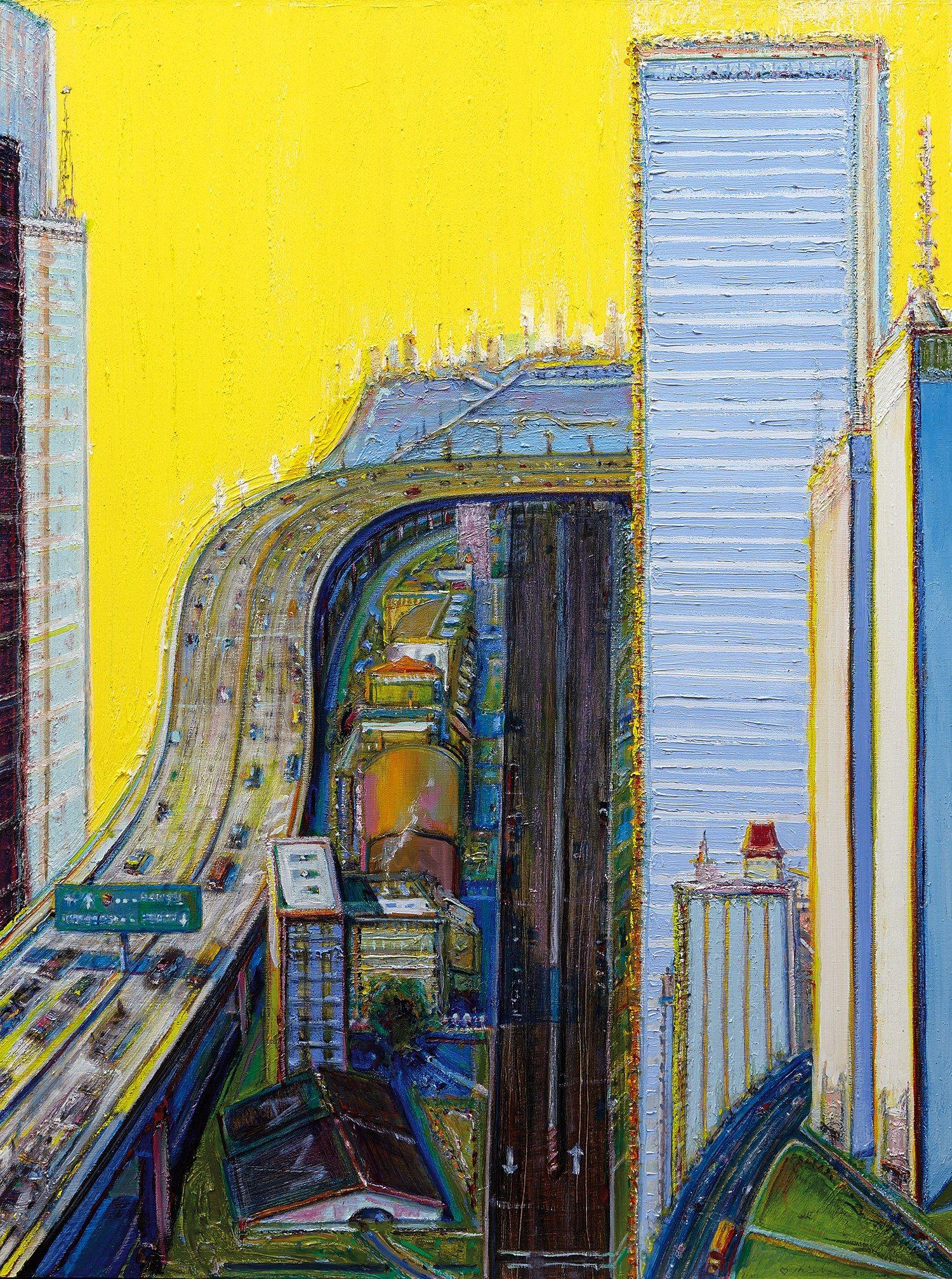 Artist Wayne Thiebaud Celebrates His 95th Birthday—and a