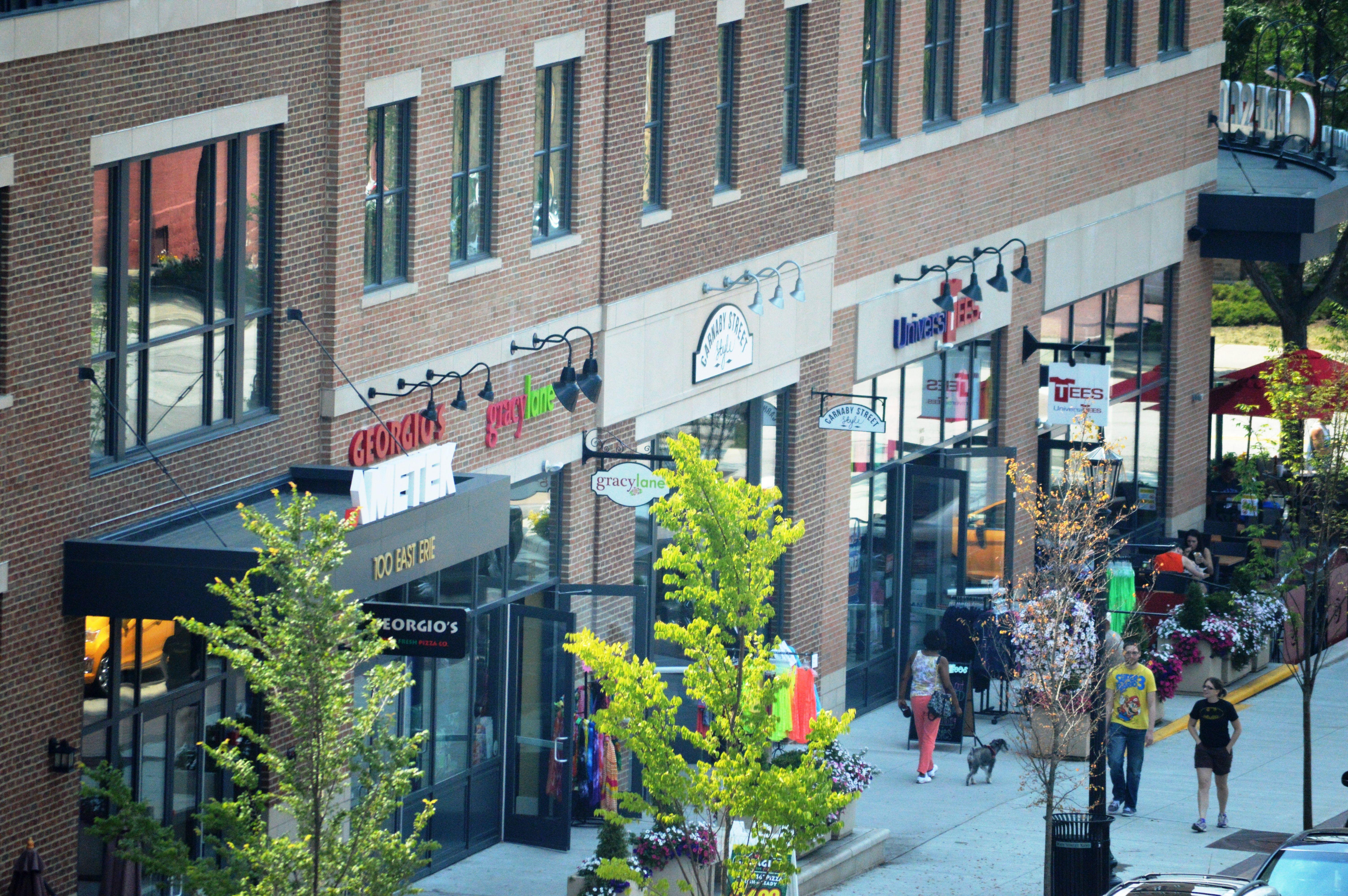 Downtown kent august 2013 kent ohio favorite places