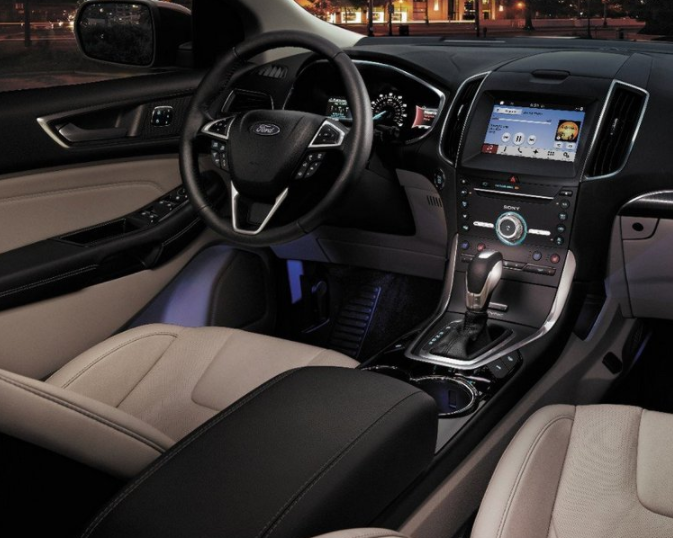 2019 Ford Edge St Design Review Interior And Price