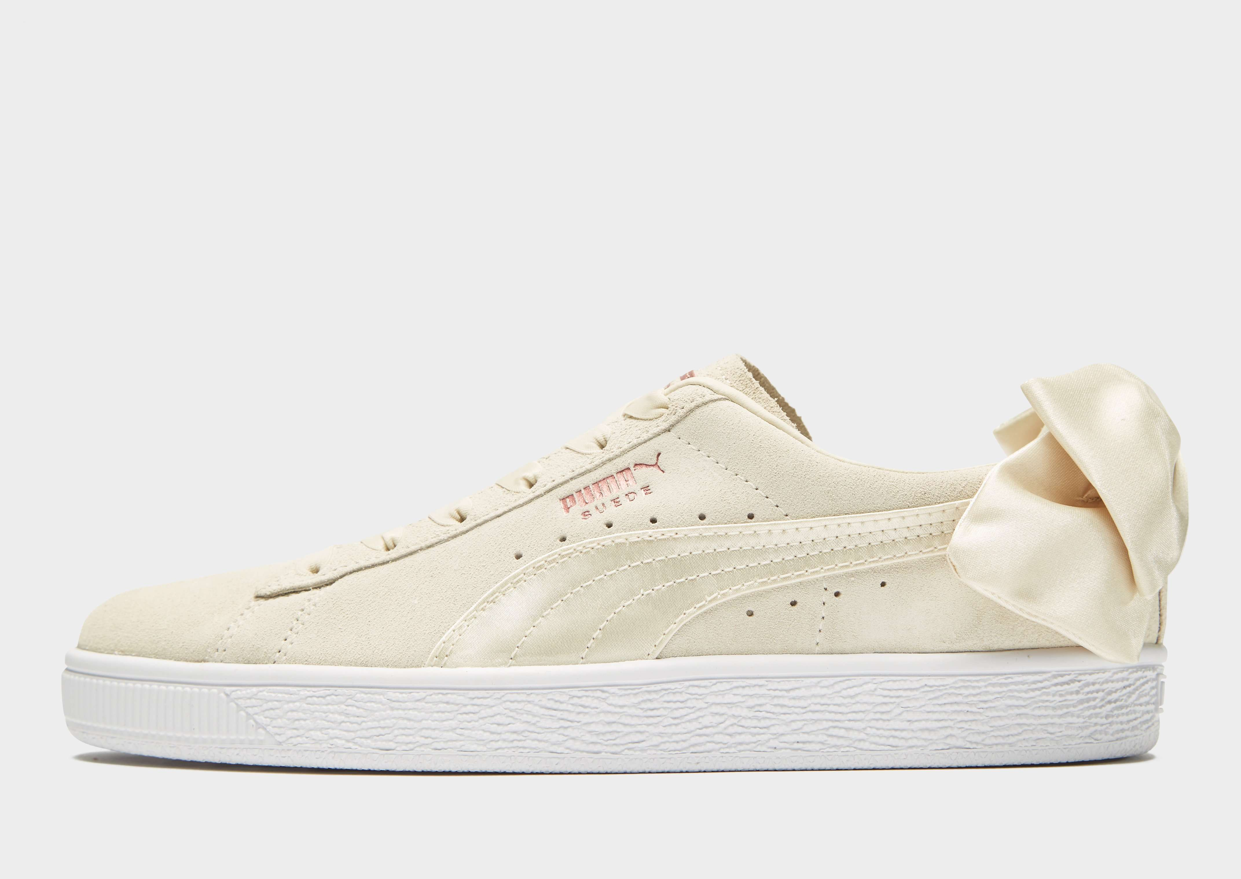 PUMA Suede Bow Women's with JD Sports