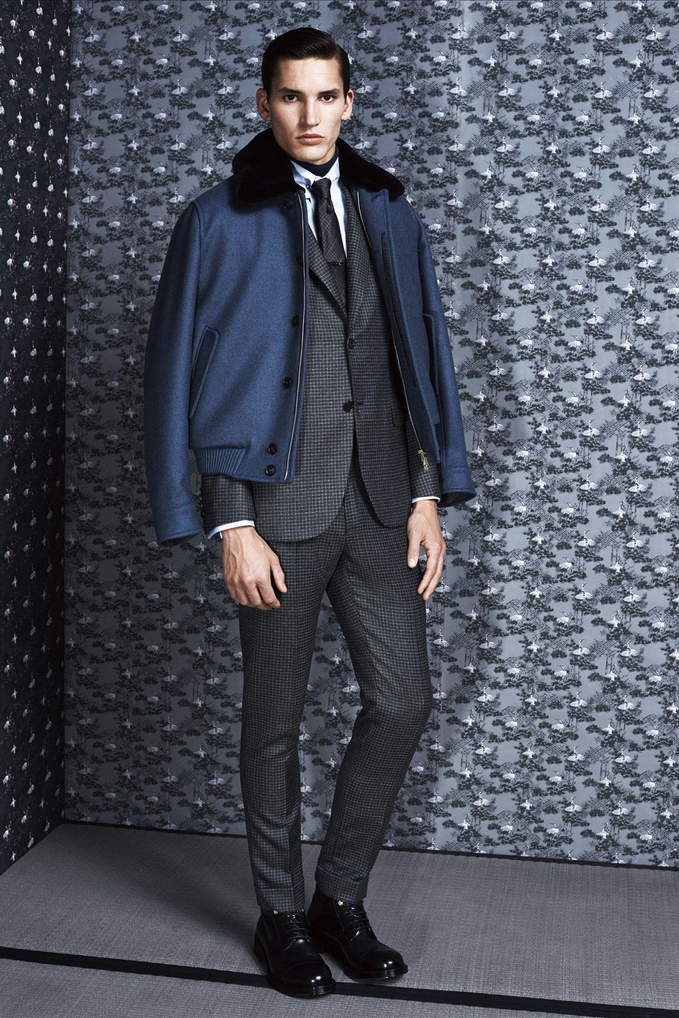 Brioni   Fall 2014 Menswear Collection   Style.com