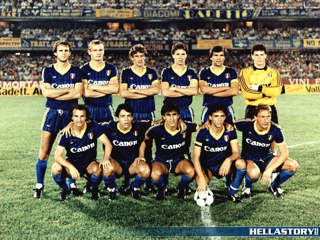 Hellas Verona, 1985/86.