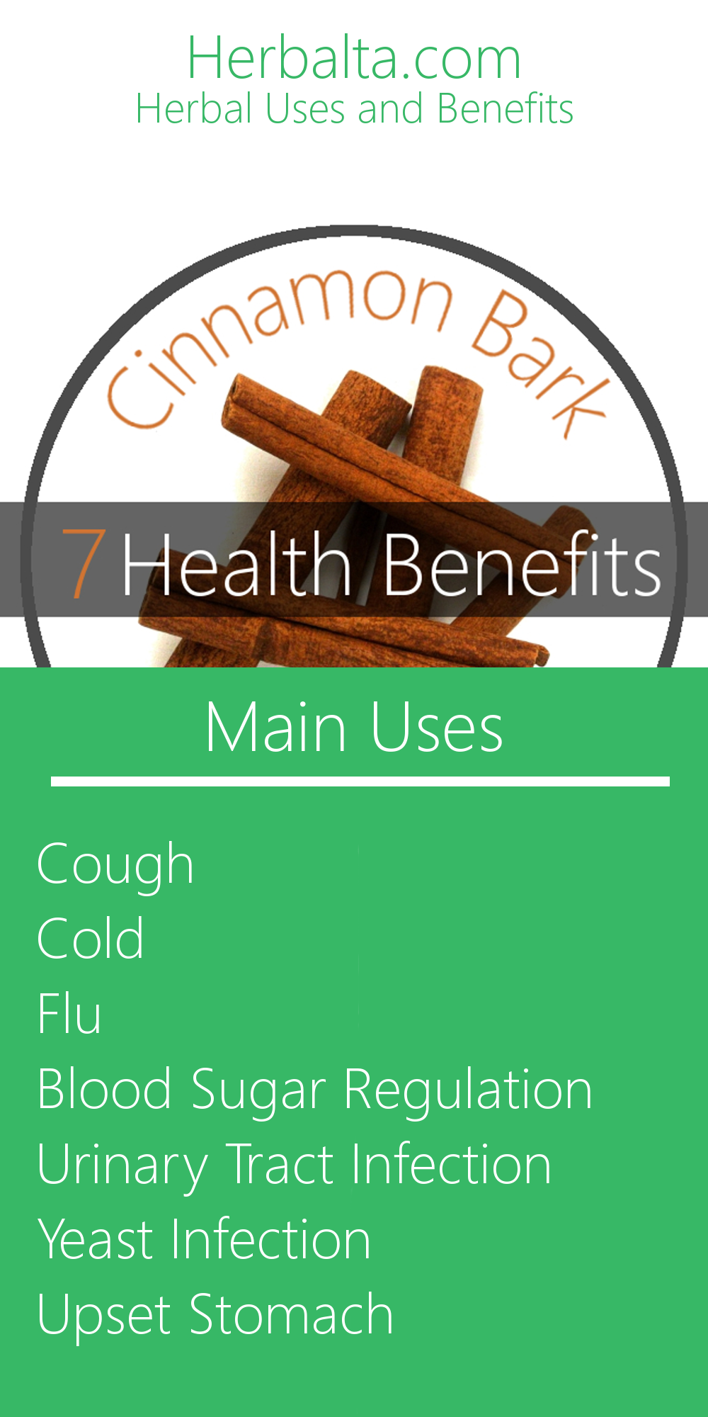 Cinnamon - Cinnamon bark effectively helps regulate blood sugar in people with type 2…