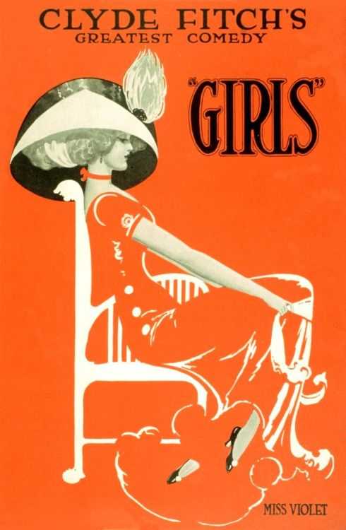 retrogasm:  Girls