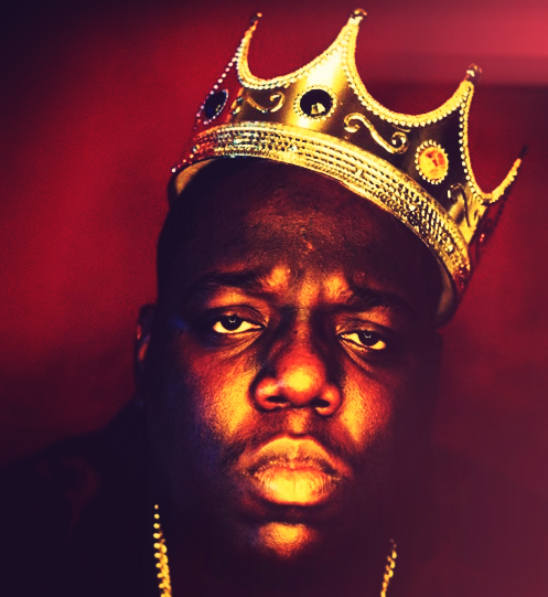 Christopher Wallace. One of the Kings.