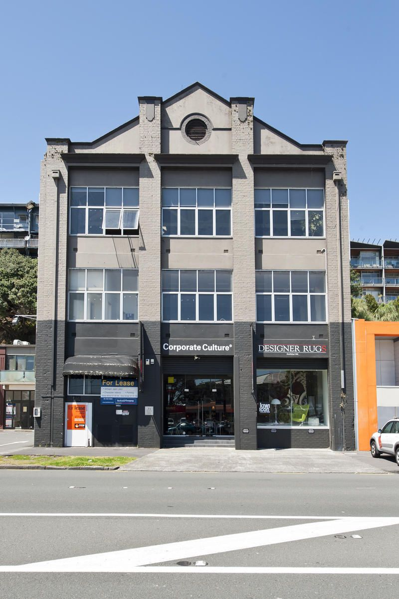 Tremayne Arts Building In The Strand Parnell, Auckland