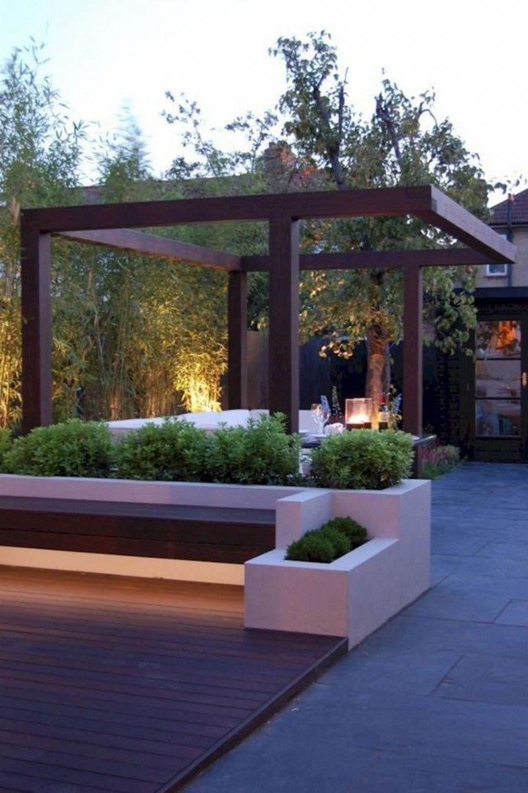 Pin On Backyard Gazebo Backyard modern pergola ideas