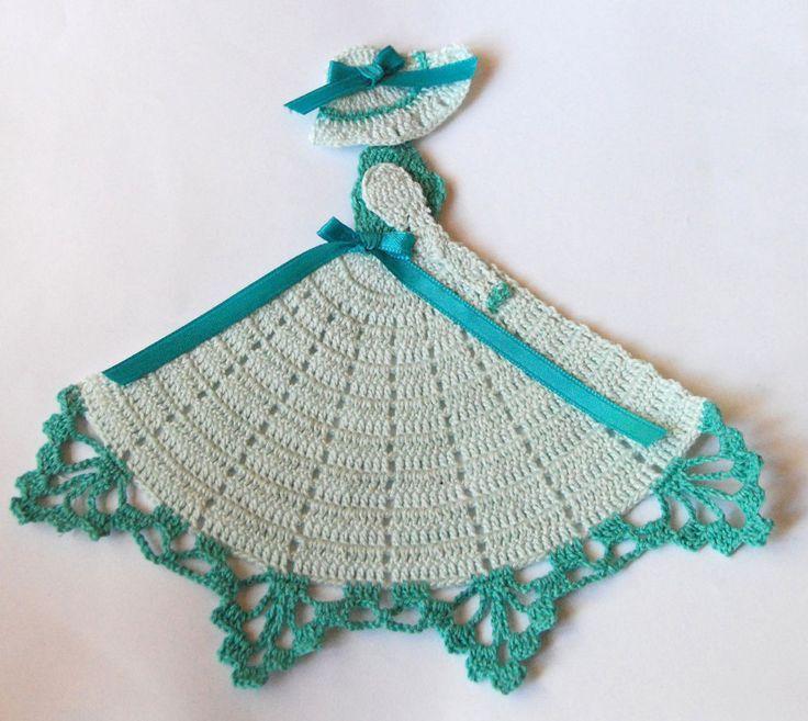 Resultado de imagen para crinoline lady a crochet | damas crochet ...