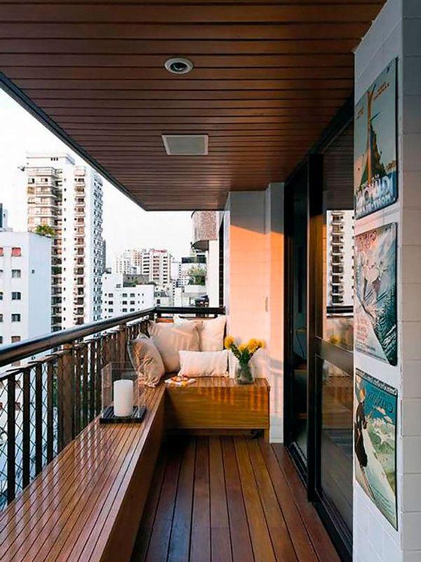 Balcones Urbanos Para Inspirarse Apartment Balcony