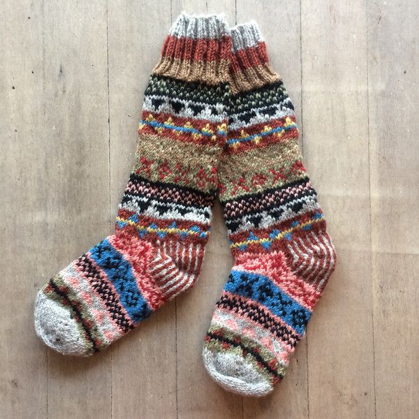Woollen Socks – Flamingo Merchant