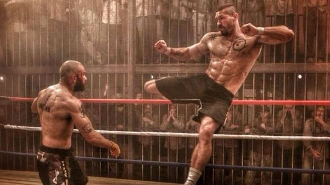 Yuri Boyka S Kick Scott Adkins Martial Arts Action Poses