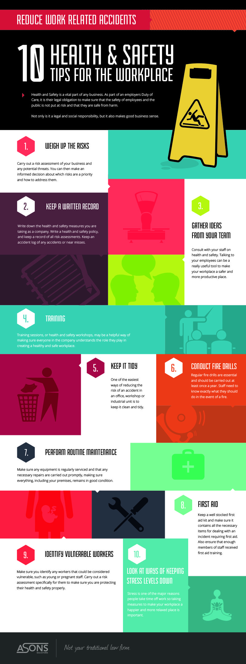 workplace safety infographic Safety infographic, Health