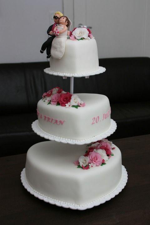 tortas de bodas sencillas - Buscar con Google Tortas de novia - bodas sencillas