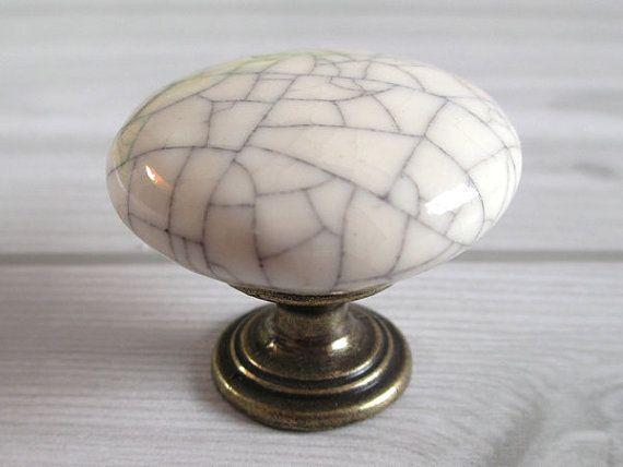 Ceramic Knobs / Kitchen Cabinet Knobs Dresser Drawer Knobs