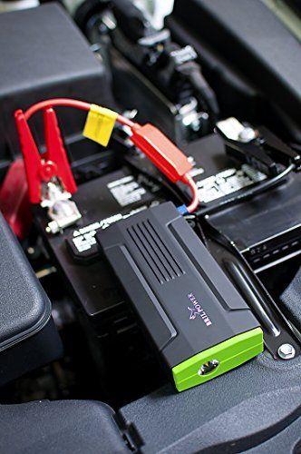 Bril Power T9 Car Jump Starter 13600mah Booster Emergency Power