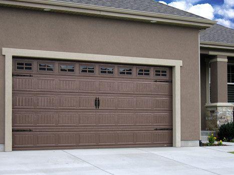 Garage Door Color Ideas Carriage Door Hardware Curb