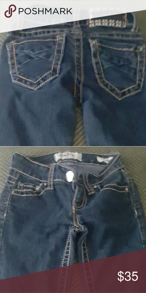 Daytrip jeans Girls Daytrip Skinny jeans Daytrip Bottoms Jeans
