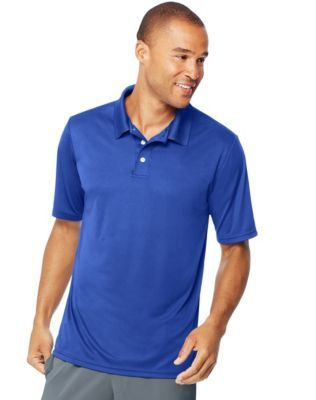 55337191 Sport™ Men's FreshIQ™ Cool DRI® Performance Polo | cricut crafts ...
