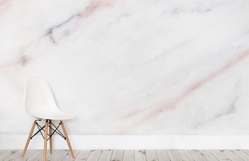 Pink Marble Wallpaper Pale Pink White Design Muralswallpaper Pink Marble Wallpaper Pink Marble Marble Wallpaper