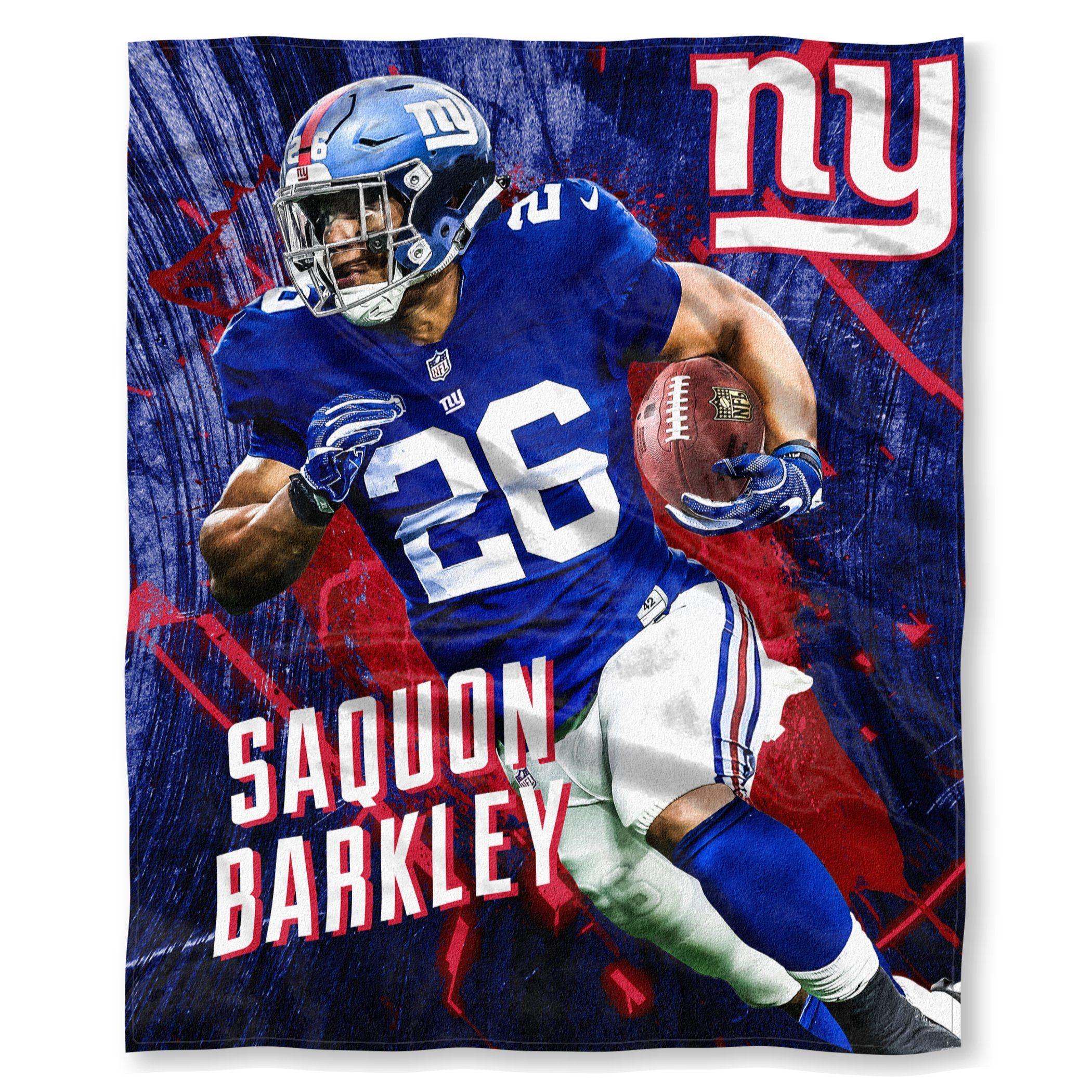 half off 70280 ab264 NY Giants - Saquon Barkley OFFICIAL National Football League ...