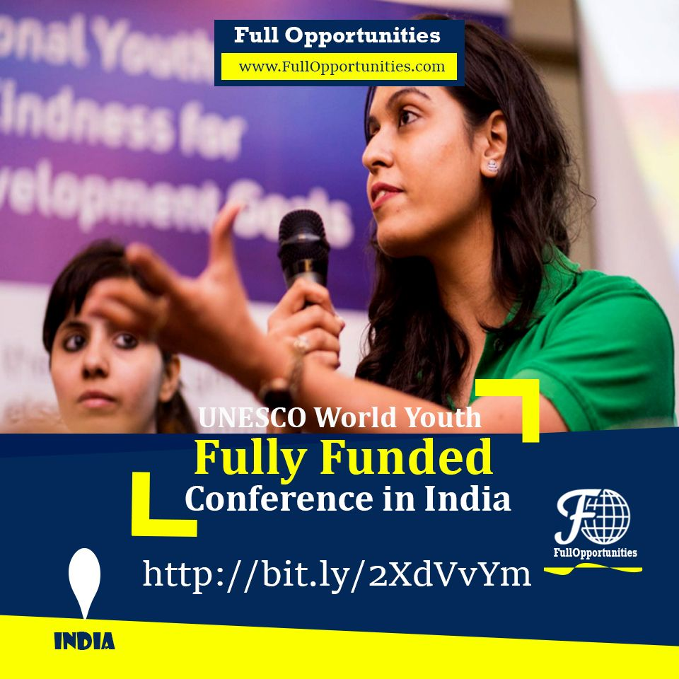 Applications are open now to Apply for Fully Funded UNESCO