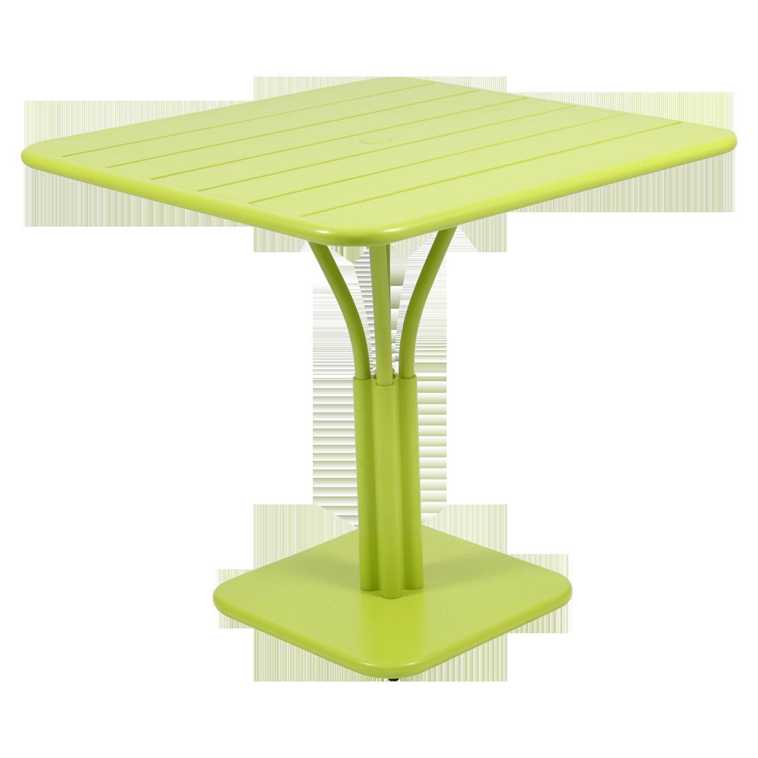 Jetzt Bei Desigano Com Luxembourg Tisch 80x80 Gartenmobel Gartentische Von Fermob Ab Euro 608 00 Luxembourg Ist Eine Esstisch Podest Esstisch Terrassentisch