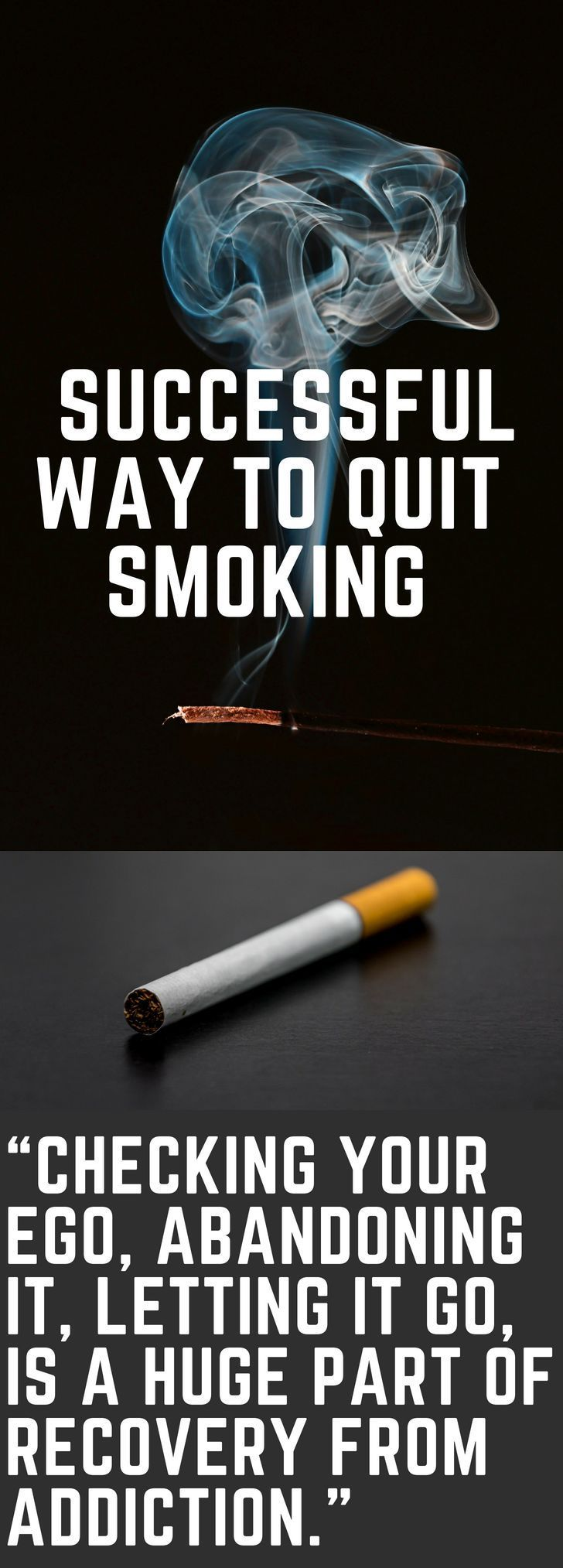 Quit Smoking Quit Cigarettes Smoke Deter Stop Smoking How To