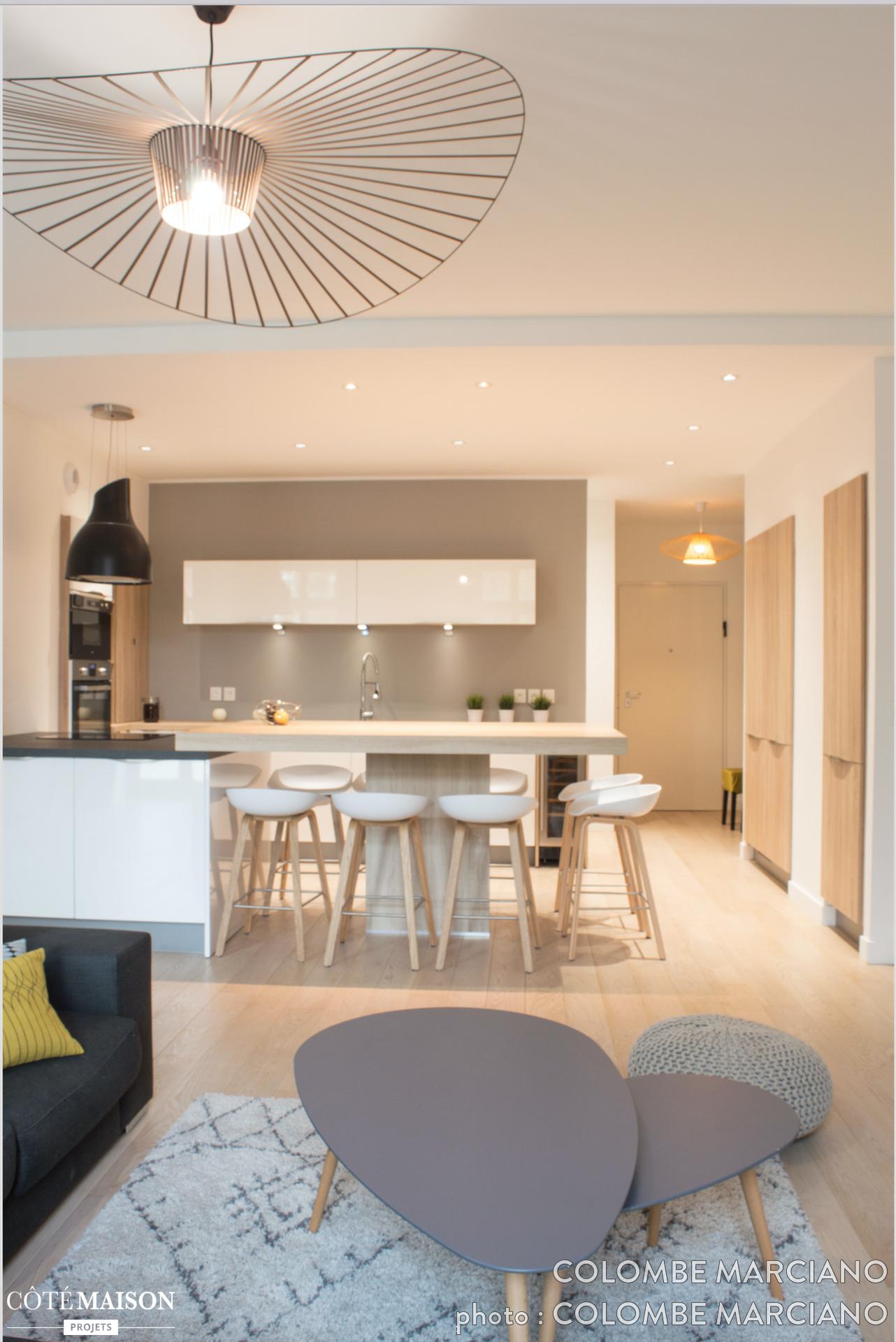 Cuisine en 2019 | Interior design | Déco salon, Décoration maison et ...