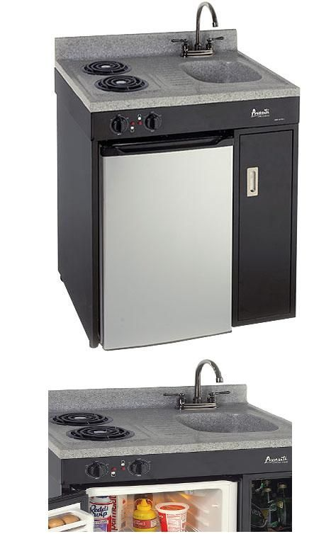 Perfect A Great Place To Store Beverages And Snacks Or Make A Homecooked Meal, This Compact  Kitchen Is Ideal For Apartments, Offices, Dorms, And Anywhere Space Is ...