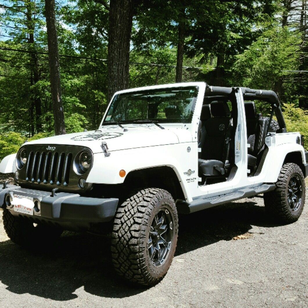 2015 Jeep Wrangler Unlimited Oscar Mike Edition 2015 Jeep