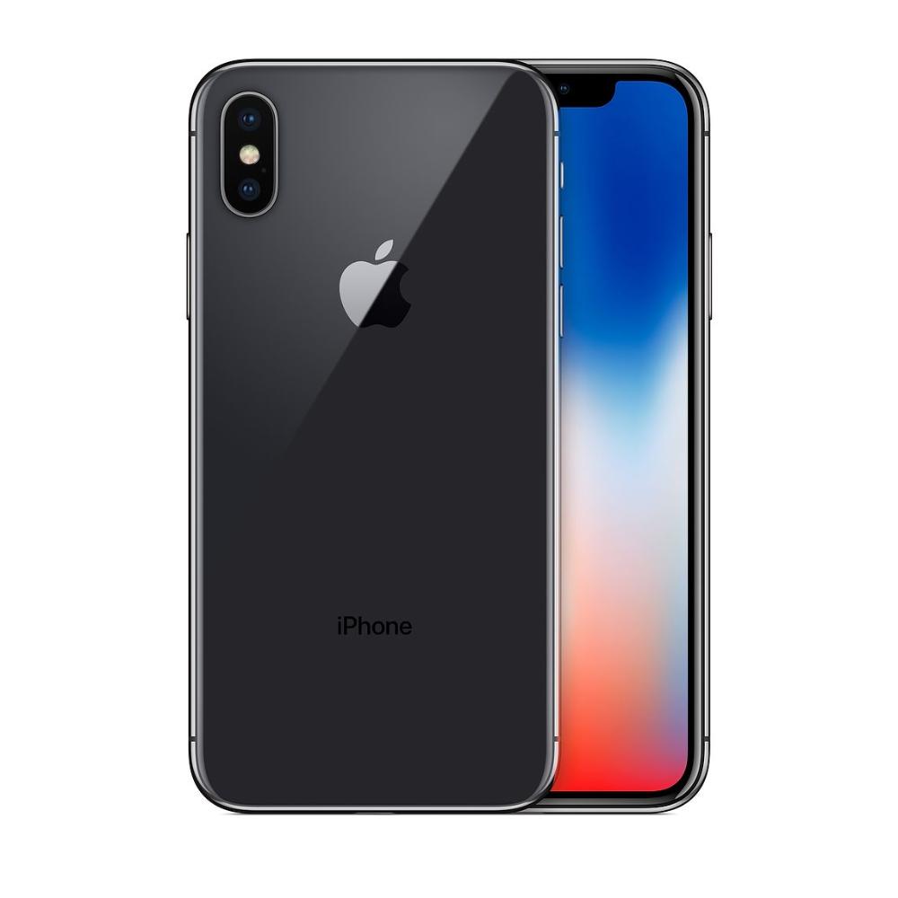 Refurbished iPhone X 64GB Silver (Unlocked) Iphone