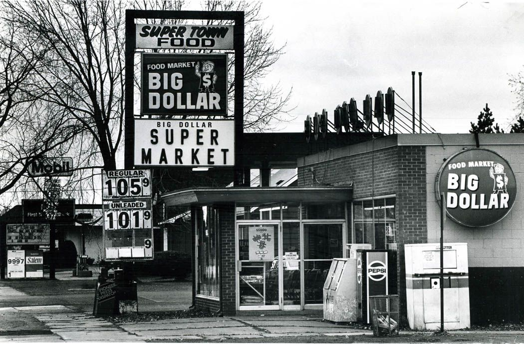 Gas Price War in Superior, MN, 1989 Gas prices