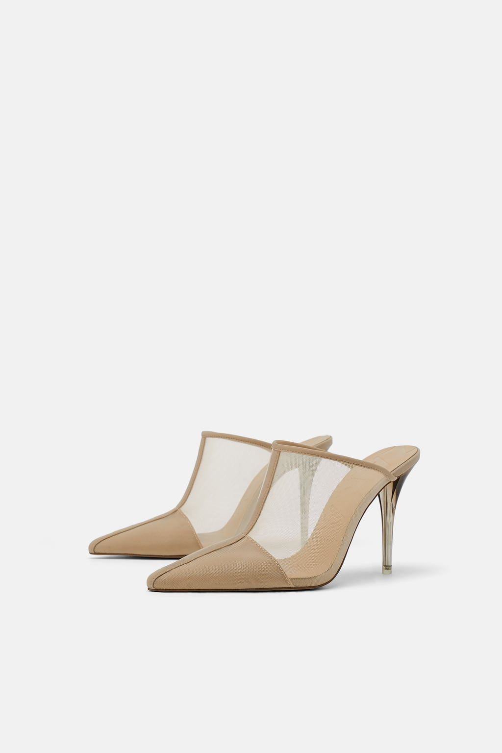 Slingback Kitten Heel Shoes Shoes Woman Shoes Bags Zara United States Heels Mule Shoes Outfit Toms Shoes Outfits