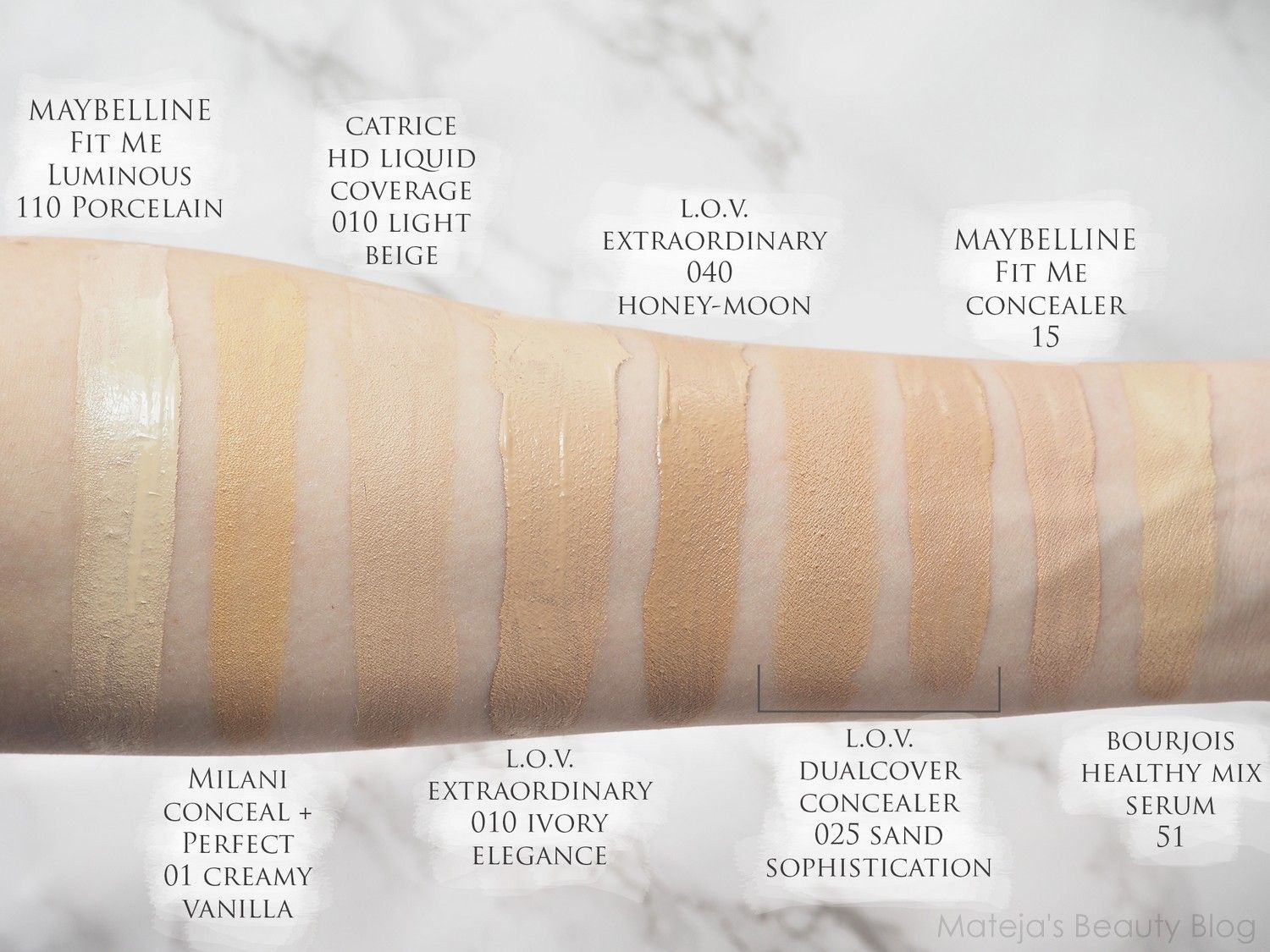 Conceal + Perfect Longwear Concealer by Milani #6