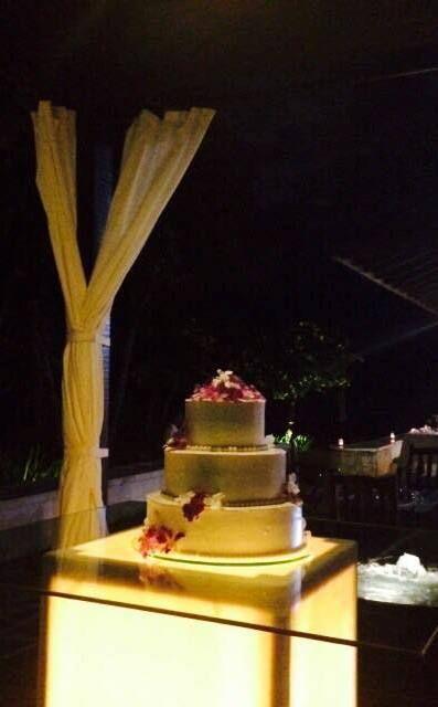 Roof Top Wedding at Casa Colonial, Dominican Republic