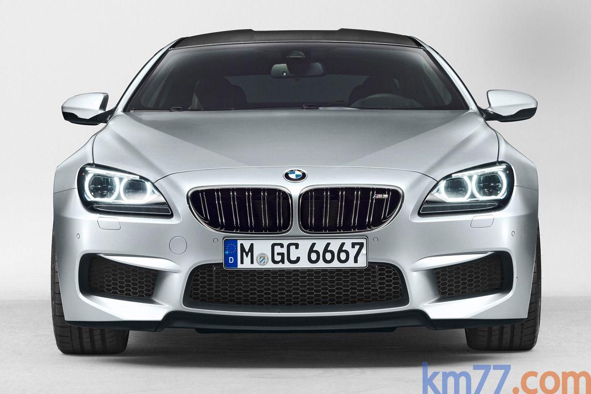 Bmw Serie 6 M6 560 Cv M6 Turismo Exterior Frontal 4 Puertas Bmw M6 Bmw Coupe Cars
