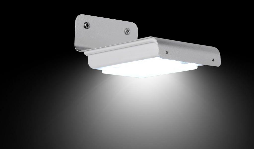 2-pack Eco Solar LED lights Water- en hittebestendig Werkt op zonne ...