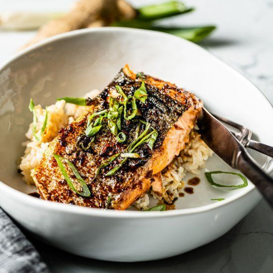 Teriyaki Salmon - Yummlycious #teriyakisalmon Teriyaki Salmon - Yummlycious #teriyakisalmon Teriyaki Salmon - Yummlycious #teriyakisalmon Teriyaki Salmon - Yummlycious #teriyakisalmon