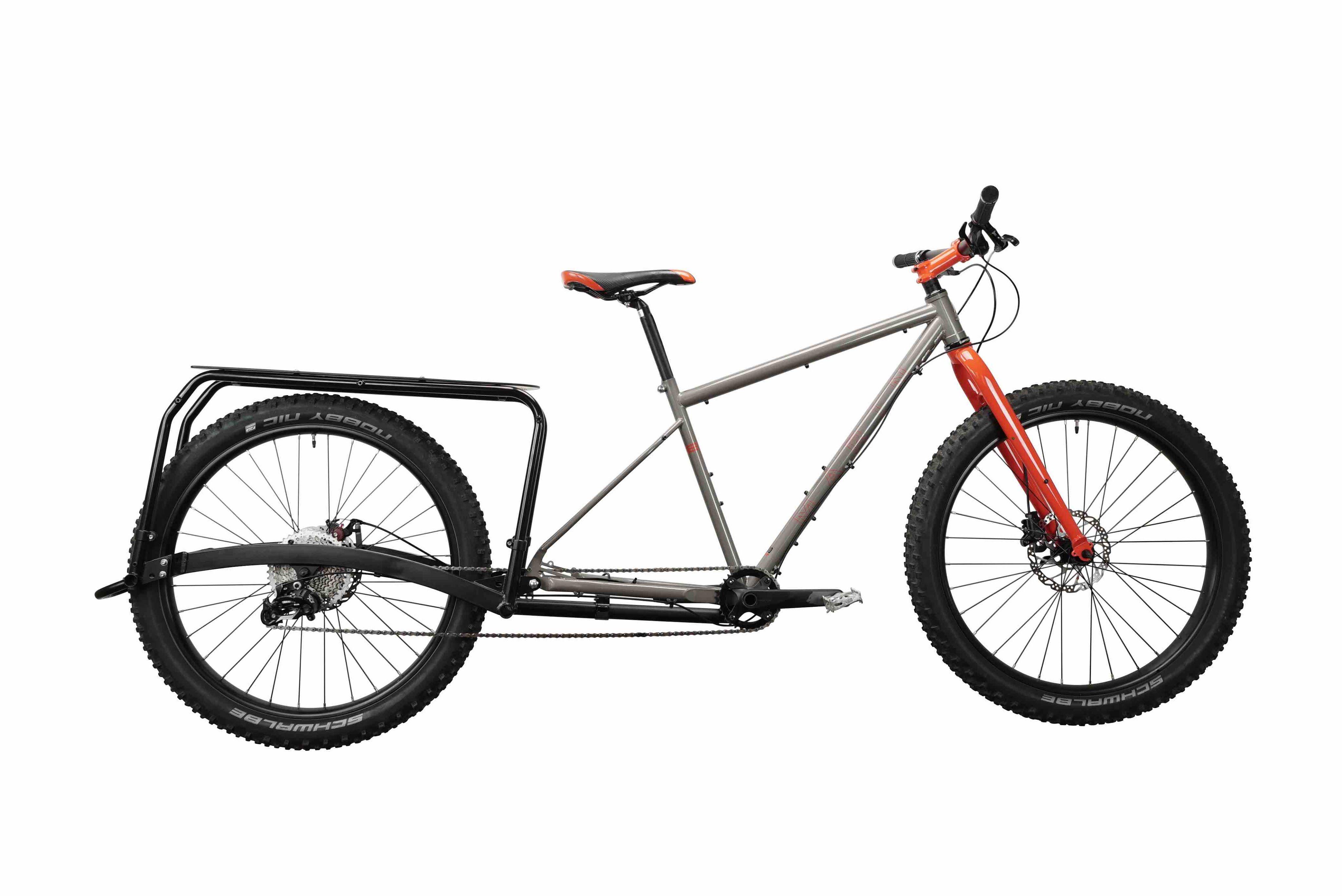 The Leap Cargo Bike Extension Kit For Standard Bike