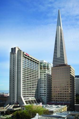 Hilton San Francisco Financial District 750 Kearny Street Located In Downtown This Hotel Is Conveniently Situated On The Crossroads Of