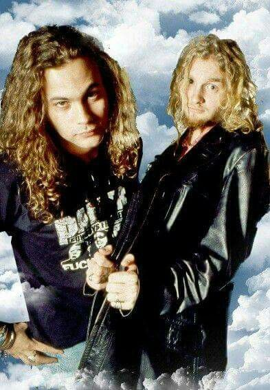 Layne Mike Alice In Chains Mike Starr Guy Pictures