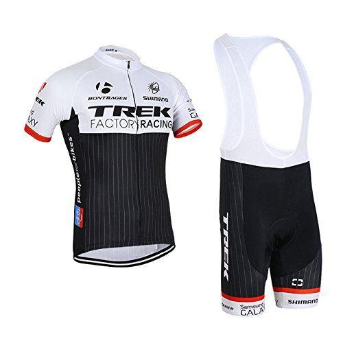 Luckyspring Trek Factory Racing Mens Mtb Cycling Short Sleeve