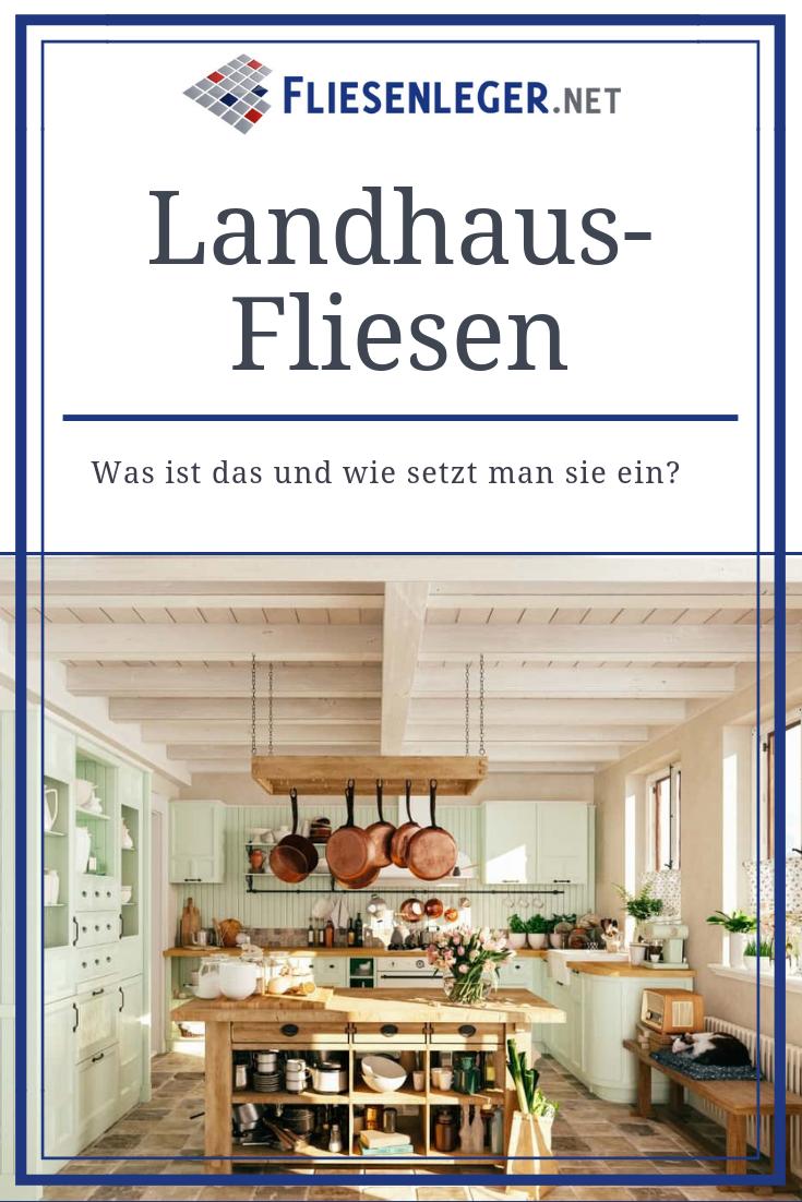 Landhaus Fliesen Moderner Landhausstil Fur Kuche Bad Wand Und