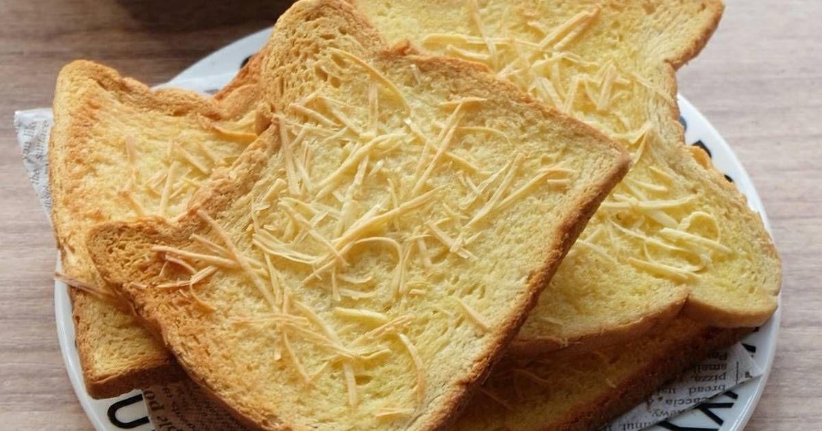 Resep Bagelen Roti Kering Keju Oleh Fridajoincoffee Resep Resep Makanan Dan Minuman Roti