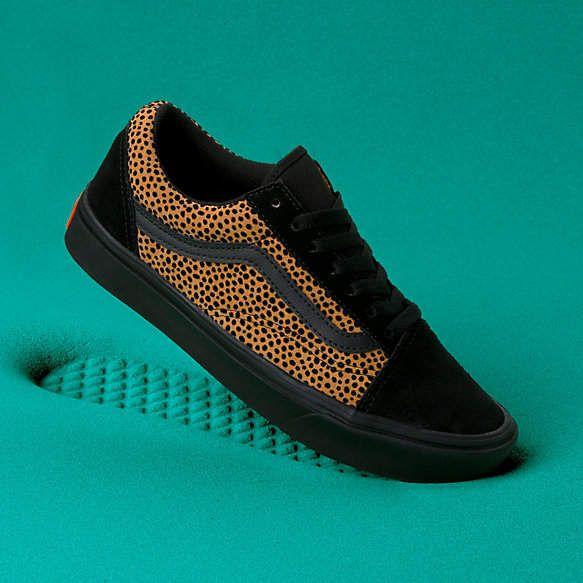 ComfyCush Tiny Cheetah Old Skool | Vans