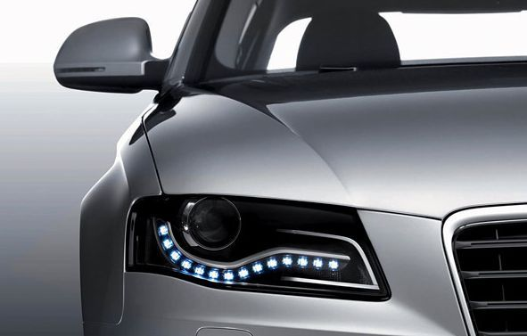 Car Accessories Exterior Lights Sporty yet luxurious look I want