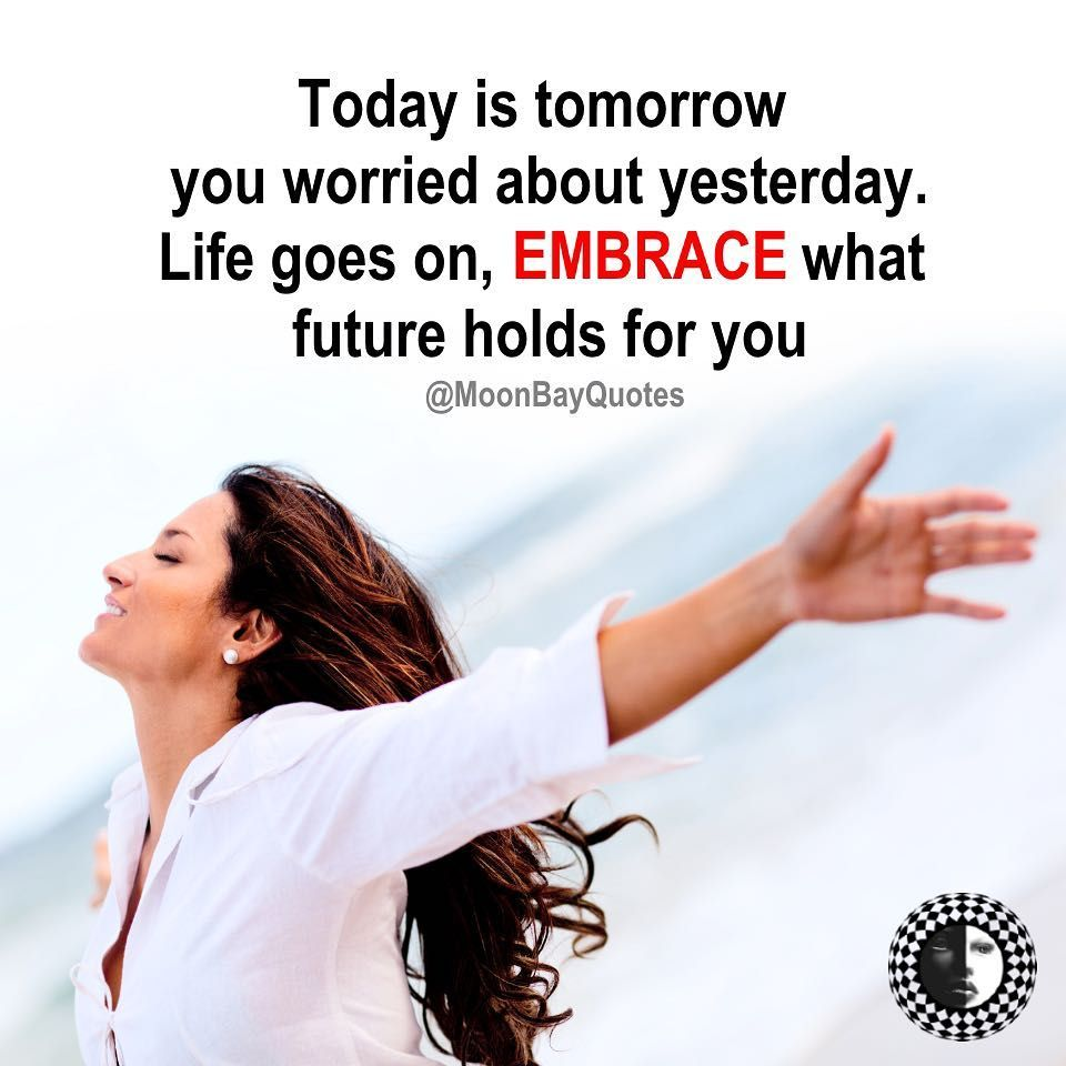 Every Day Is The First Day Of Your Future Make It Memorable And Enjoy The Ride Quoteslover Quote How To Memorize Things Relationship Quotes Quotes